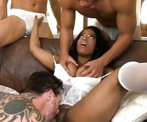 Ebony Double Penetration Videos
