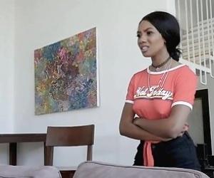 Ebony Interracial Videos