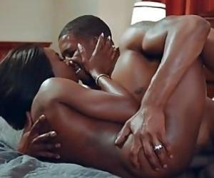 Ebony Kissing Videos
