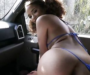 Ebony Bikini Videos